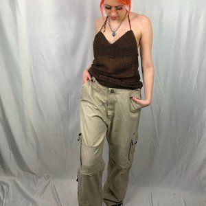 Mecca Jeans Company Men's Cargo Utility Pants